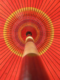 Japan-Regenschirm Stockfotografie