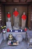Japan relikskrin Arkivbild