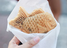 Japan's dessert Taiyaki Royalty Free Stock Photo