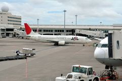 Japan's JAL Airlines Stock Photography