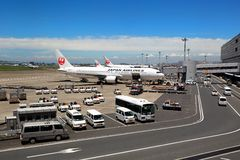 Japan s JAL Airlines Stock Images