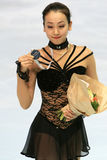 Japan's Mao Asada Stock Photo