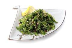 Japan Salad on a Plate Stock Photos