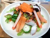 Japan salad. Japan salad so tasty and healthy Stock Photo