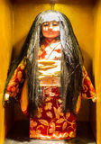 Japan scary doll. Stock Photography