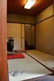 Japan-Schlafzimmer lizenzfreies stockfoto