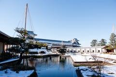 Japan-Schloss Lizenzfreies Stockfoto