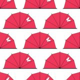 Japan seamless pattern Royalty Free Stock Image