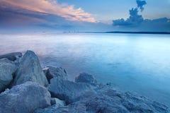 Japan seascape Stock Photo