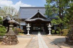 japan sendaï Le temple de Rinnoji image stock