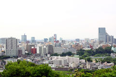 Japan : Sendai  Royalty Free Stock Photos