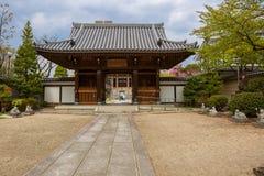 Japan. Sendai.Pagoda. Stock Photos