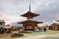 Japan. Sendai.Pagoda. Royalty Free Stock Photo