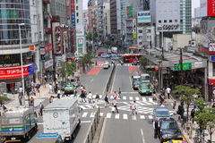 Japan : Shinjuku Stock Photography