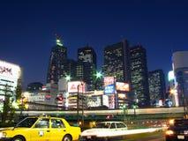japan shinjuku Tokio obrazy royalty free