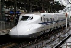 Japan Shinkansen lizenzfreie stockbilder