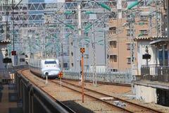 Japan : Shinkansen Royalty Free Stock Images