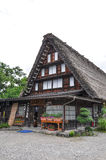 japan shirakawago Royaltyfri Foto