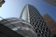 japan skyskrapor Royaltyfria Bilder