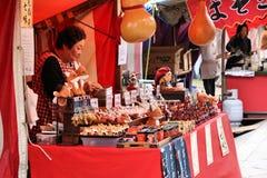 Japan souvenirs stock photos
