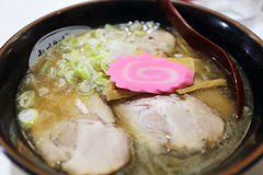 Japan style ramen. In Stock Photography
