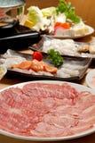 Japan Sukiyaki stock photos