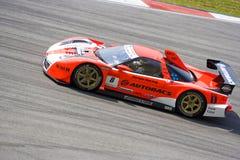 Japan Super GT 2009 - Autobacs Racing Team Aguri Stock Photography