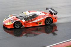 Japan Super GT 2009 - Autobacs Racing Team Aguri Royalty Free Stock Photos