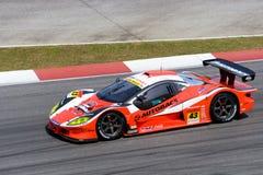 Japan Super GT 2009 - Autobacs Racing Team Aguri Stock Photo