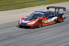 Japan Super GT 2009 - Lexus Team Sard Royalty Free Stock Images