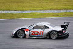 Japan Super GT 2009 - Lexus Team Zent Cerumo Royalty Free Stock Photo