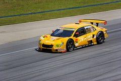 Japan Super GT 2009 - Team Apr royalty free stock photo