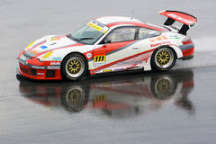 Japan Super GT 2009 - Team Arktech Motorsports Royalty Free Stock Photography