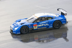 Japan Super GT 2009 - Team Impul Royalty Free Stock Images