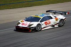 Japan Super-GT 2009 - Team J-LOC Lizenzfreie Stockfotografie