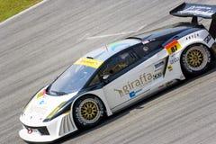 Japan Super GT 2009 - Team J-LOC Royalty Free Stock Images