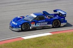 Japan Super GT 2009 - Team Kehin Real Racing Stock Photo
