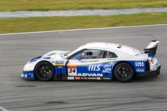 Japan Super GT 2009 - Team Kondo Racing Royalty Free Stock Images