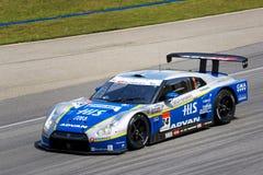 Japan Super GT 2009 - Team Kondo Racing Stock Photo