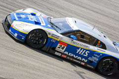 Japan Super GT 2009 - Team Kondo Racing Royalty Free Stock Photography