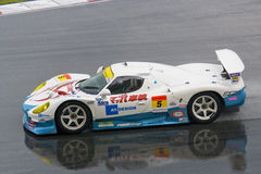 Japan Super GT 2009 - Team Mach Royalty Free Stock Images