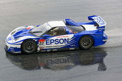 Japan Super GT 2009 - Team Nakajima Racing Stock Image