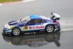 Japan Super GT 2009 - Team Nishikawa Mola royalty free stock image