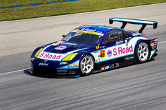 Japan Super GT 2009 - Team Nishikawa Mola stock photography