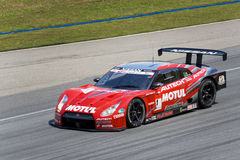 Japan Super GT 2009 - Team Nismo Royalty Free Stock Image