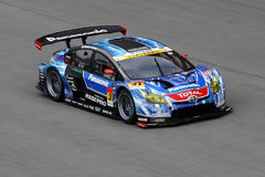 Japan Super GT cars Royalty Free Stock Image