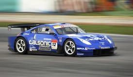 Japan Super GT Championship 2006 Stock Image