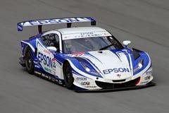 Japan Super-GT Sepang Malaysia stockfoto
