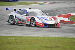 JAPAN SUPER GT SERIES – WEIDER HONDA RACING Stock Images