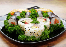 Japan Sushi Royalty Free Stock Photos